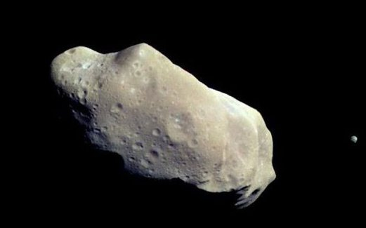 Asteroid 2004 BL86